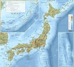 geografia-japon