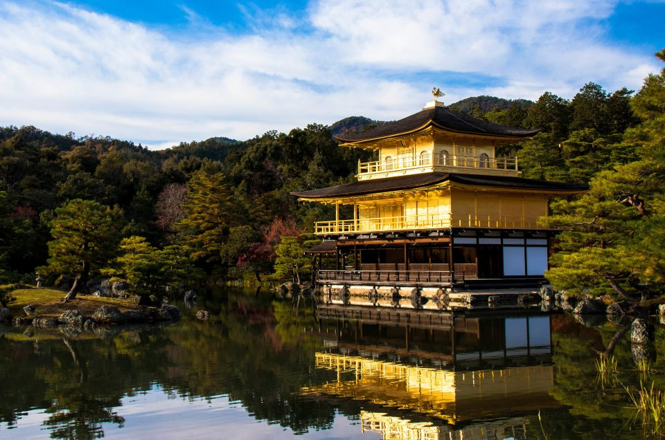 Alojamento no templo budista
