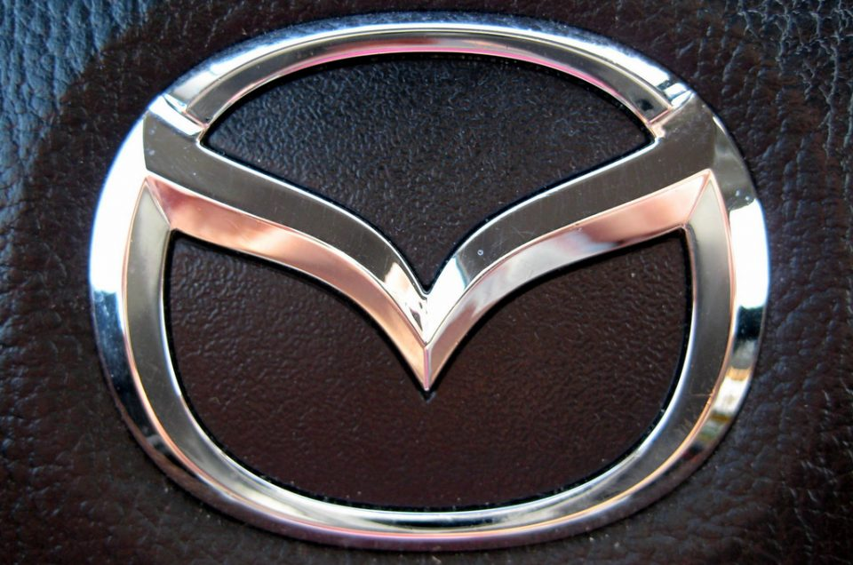 Visita à fábrica da Mazda automóveis