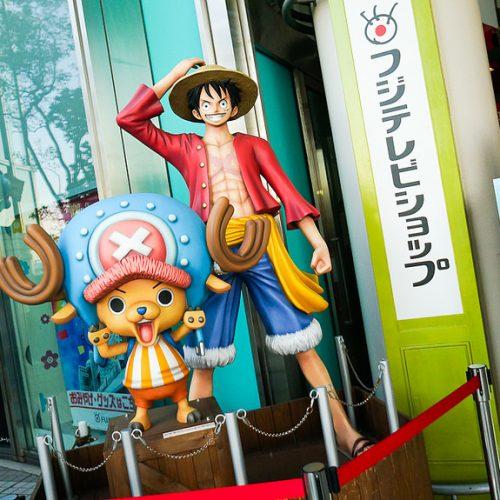 Tour do Manga e Anime