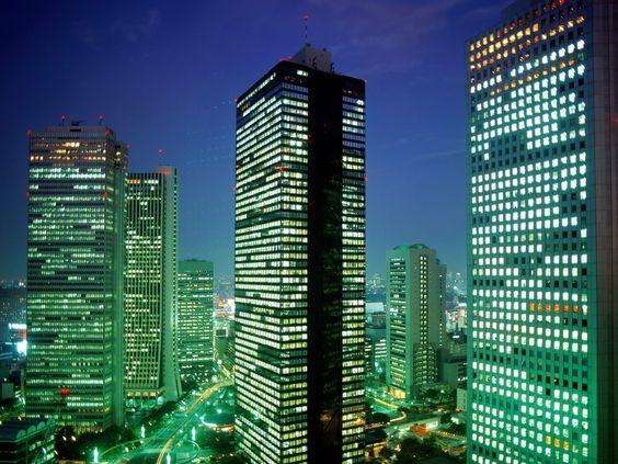 Tour de arquitetura em Tóquio