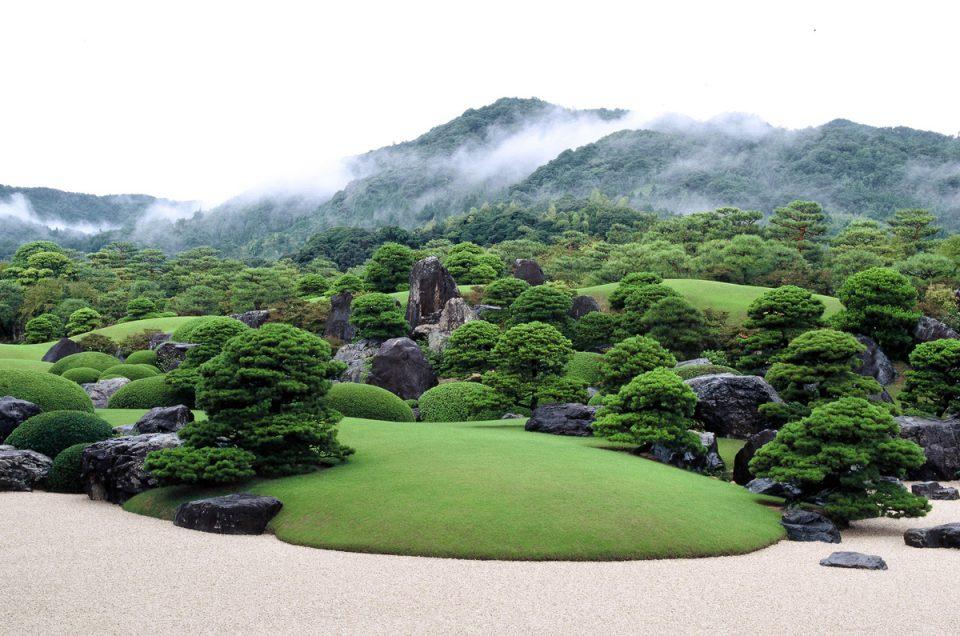 Jardins do Museu Adachi