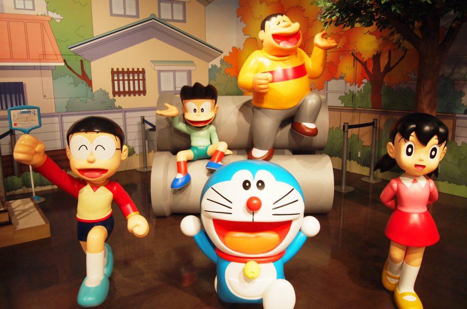 Museu Fujiko Doraemon