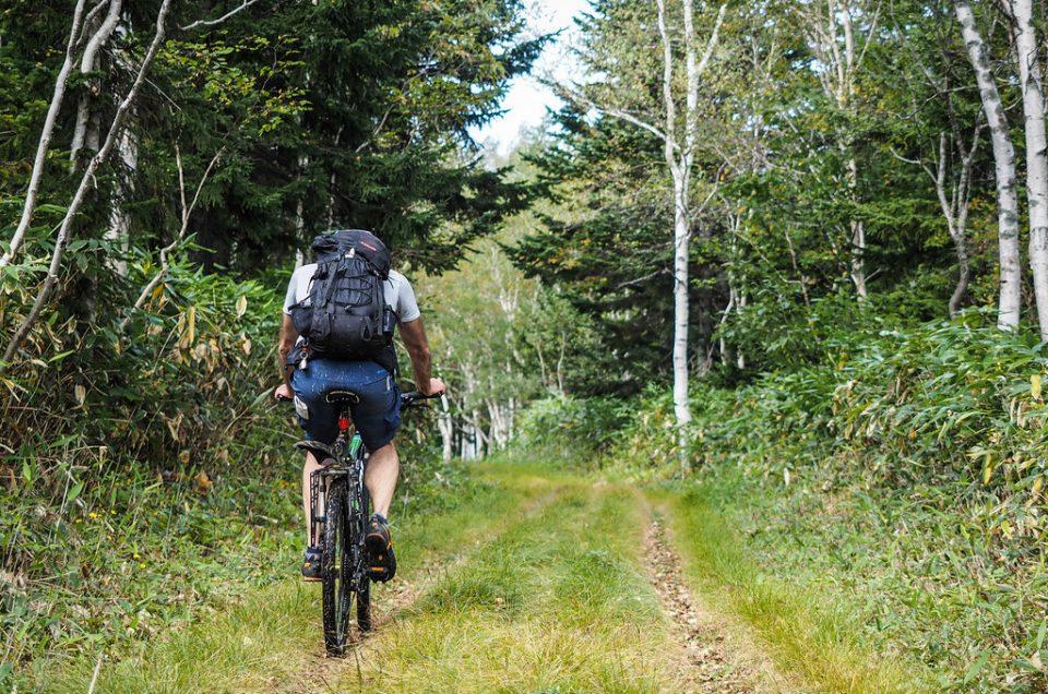 Ciclismo na montanha