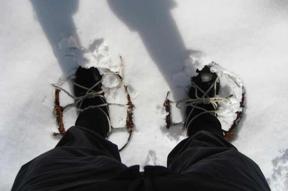 Raquetes de neve