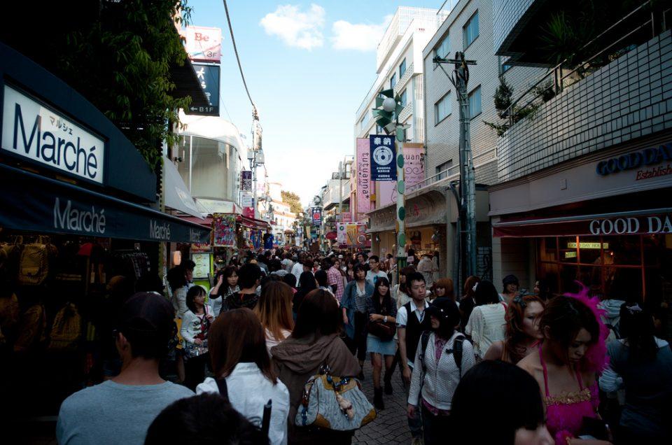 Os Domingos em Harajuku